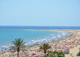 Playa del Ingles, Gran Canaria Crédit photo Marco Verch / Flickr