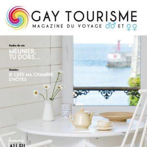 Gay Tourisme Magazine 2016 - numero 5