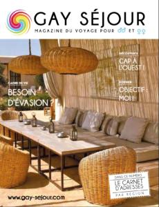 Gay Sejour Magazine #8