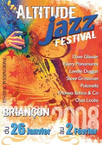 Jazz à Briançon
