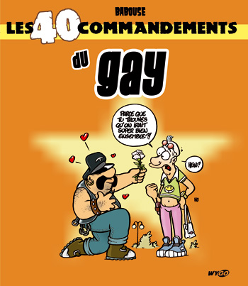 Livre gay